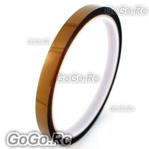 10mm-1cm-x-30M-Kapton-Tape-High-Temperature-Heat-Resistant-Polyimide-F019-10