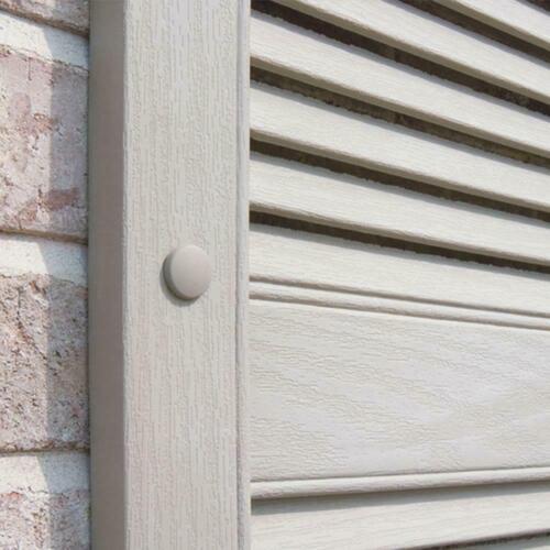 """Bordeaux Window Shutters Panel Peg Loks 3/"""" Fasteners Spikes Lock Pegs New"""