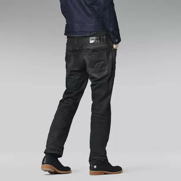 JEANS PANTALON G-STAR MORRIS LOW STRAIGHT (effer denim) TAILLE W31 L32  VAL 130€
