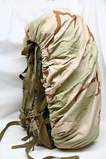 New US Military FIELD PACK COVER Desert Camo Rucksack TIRE COVER