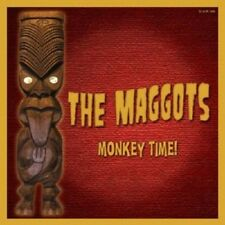 The Maggots - Monkey Time!  CD  12 Tracks  Alternative Rock  Neuware