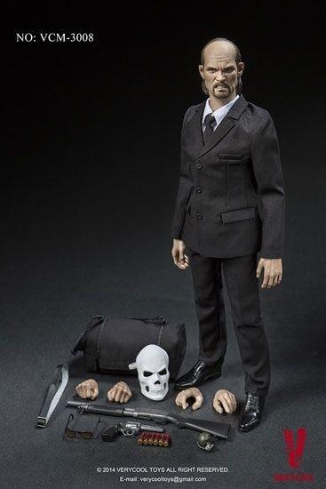 Medicated Psychopath James figurine 1 6 (12 ) figure Very Cool Model VCM-3008
