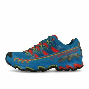 LA-SPORTIVA-ULTRA-RAPTOR-SCARPA-UOMO-TRAIL-RUNNING-BLUE-NEPTUNE-RED-POPPY