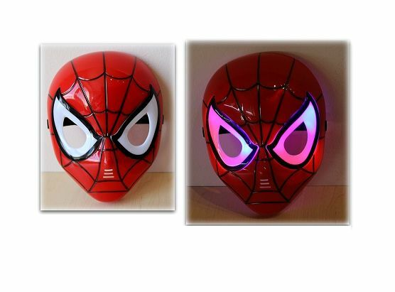 Avengers Star Wars Kindermaske Maske leuchten fur Kinder Iron Man Hulk Spiderman