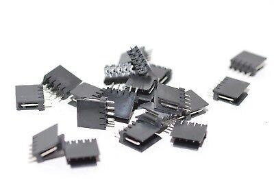 2 oder 5 Stück 1 reihige Buchsenleiste 1 x 40 polig Abstand 2.54 Pin