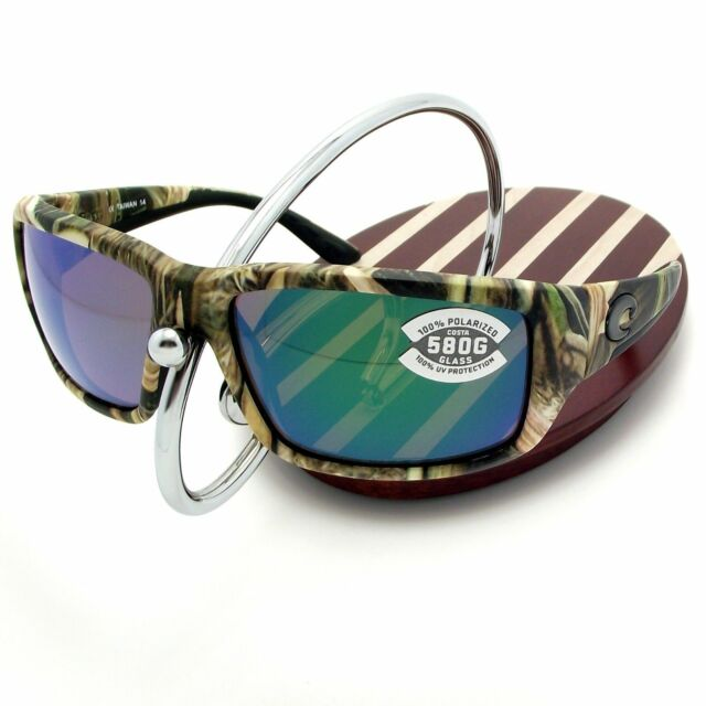 29d327f2eb Costa Del Mar TF 65 OGMGLP Fantail Mossy Oak SGB Green Mir 580g Sunglasses