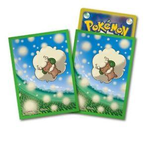 Pokemon-Center-Japan-Whimsicott-Kartenstapel-Shields-64-Armel
