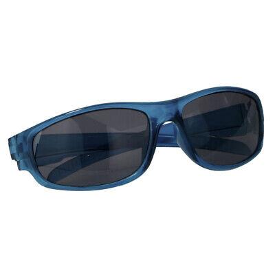 Nuova Moda Occhiale Da Sole Sportivo Penn Unisex Blu Con Lenti Grigie