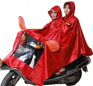 Full-Protection-waterproof-bike-poncho-Raincoat-For-Scooter
