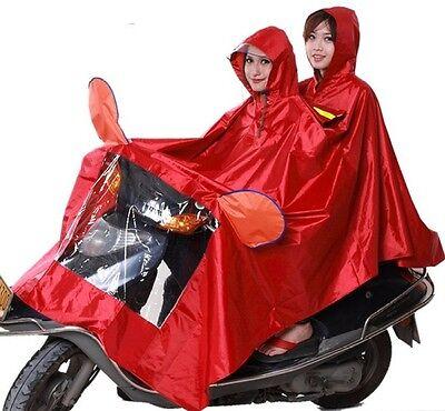Full Protection waterproof bike poncho/Raincoat