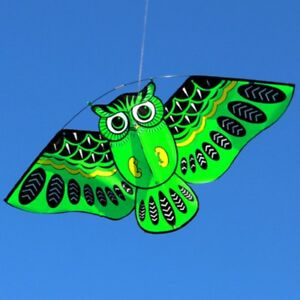 Cartoon-Owl-Flying-Kites-For-Children-Adult-Outdoor-Fun-Sports-Toy-New