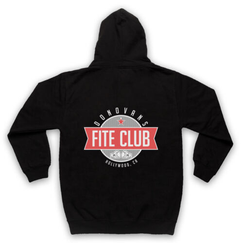 DONOVANS FITE CLUB UNOFFICIAL RAY DONOVAN TV CRIME SHOW ADULTS /& KIDS HOODIE