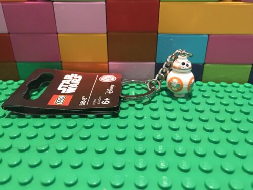 Lego Star Wars BB-8 key chain LEGO STARWARS BB-8 KEYCHAIN 853604