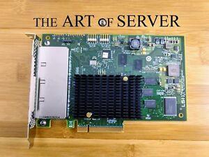 Details about LSI 9201-16e 6Gbps 16-lane external SAS HBA P20 IT Mode ZFS  FreeNAS unRAID NoROM