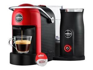 LAVAZZA Macchina caffè espresso Automatica Capsule A Modo Mio Rosso Jolie
