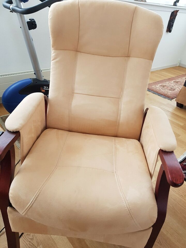Lænestol, velour, Sorø stol – dba.dk – Køb og Salg af Nyt og