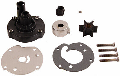 Full Power Plus Water Pump Impeller Kit Replacement For Johnson Evinrude 5.5-7 HP 0763758 763758 1954-1979