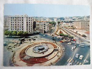 ALGER PLACE DU CHAMP DE MANOEUVRE ALGERIE