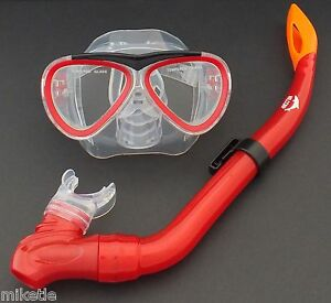 NEW-WILCOMP-CHILDS-SILICONE-MASK-amp-SNORKEL-SET-for-5-12-years-old-WIL-DS-5