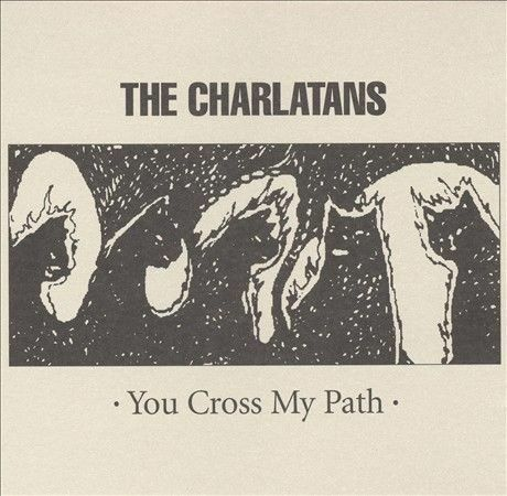 1 of 1 - CHARLATANS - You Cross My Path CD, May-2008, Cooking Vinyl Records...
