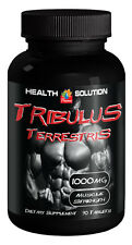 Tribulus Terrestris 1000mg - Testosterone Booster Muscle Mass Gainer 90 tablets