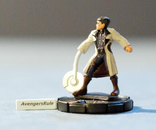Marvel Heroclix 10 Figure Lot #176 Layla Stack Victor Husk Guy Rachel U-Go Cyber