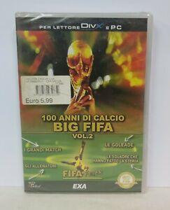 28251-DIVX-100-anni-di-calcio-Big-Fifa-vol-2-EXA-2004-sigillato