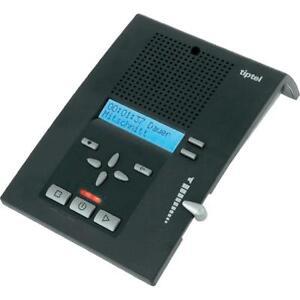 Tiptel-309-profesional-Digitales-Contestador-Automatico-40-min-de-grabacion