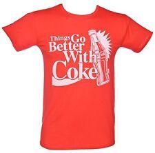 Retro Truffle Shuffle Coke Coca Cola t shirt