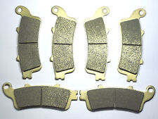 Front Rear Brake Pads For Honda ST 1100 1300 A ABS Pan European ST1100 ST1300