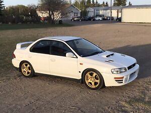 1996 Subaru Impreza WRX STi