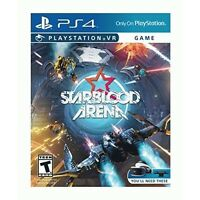 Psvr Starblood Arena - Playstation 4 on sale