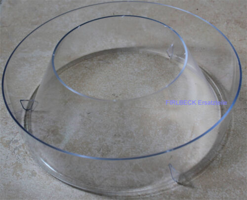 Filterglas Vorfilter Sammeltopf Zyklon Luftfilter für FENDT 300er 500er 600er GT