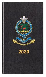 The-Queen-039-s-Regiment-2020-Diary-pocket