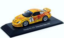 1:43 SPARK 2001 PORSCHE 911 996 GT3 Rallye 70 Years Walter Röhrl PORSCHE MUSEUM