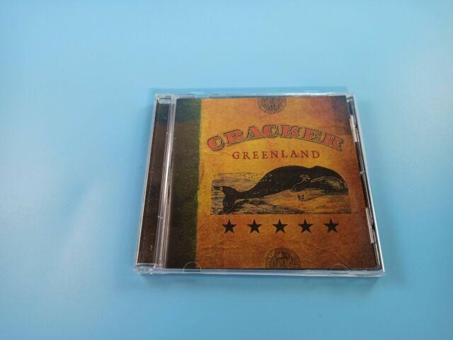 Cracker - Greenland - Musik CD Album