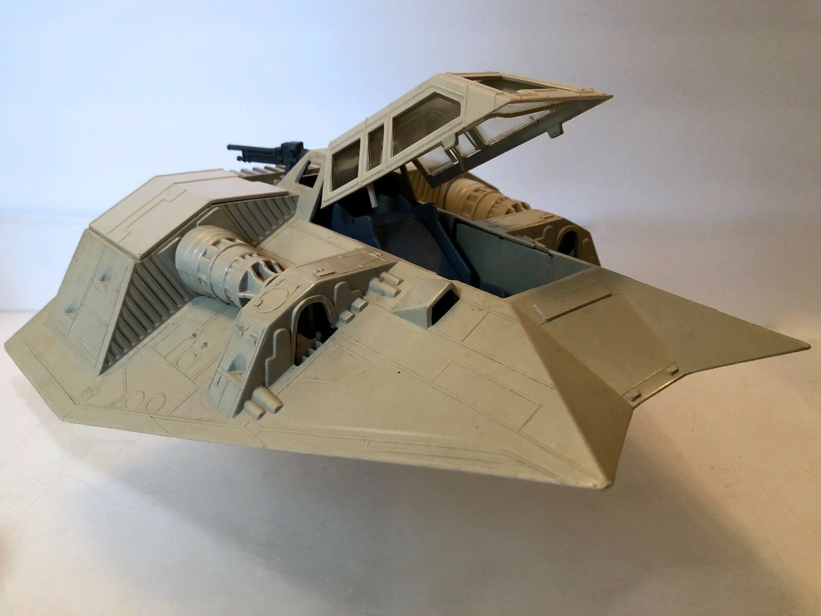 VINTAGESTAR WARS1980REBEL ARMORED ARMORED ARMORED SNOWSPEEDERESBKENNER LUCASFILM a81212