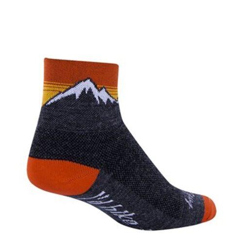 "Classic Hiker 3/"" S//M Cycling//Running SockGuy Socks"