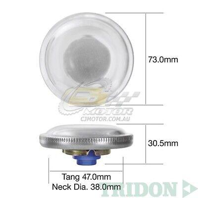 TRIDON FUEL CAP NON LOCKING FOR Holden Rodeo RA03 12//05-01//07 V6 3.6L TFNL207