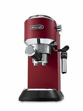 Delonghi EC685.R Dedica Siebträgerespressomaschine rot