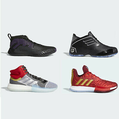 adidas Men's Marvel Thor Marquee Boost Mid Top Basketball