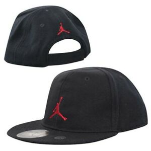 6098828b7de Jordan Jumpman 23 Black Gym Red Toddlers Adjustable Cap 7A1540 297 ...