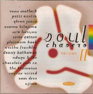 SOUL-CHASERS-VOLUME-2-NEW-amp-SEALED-MODERN-SOUL-CD-EXPANSION-R-amp-B-NORTHERN