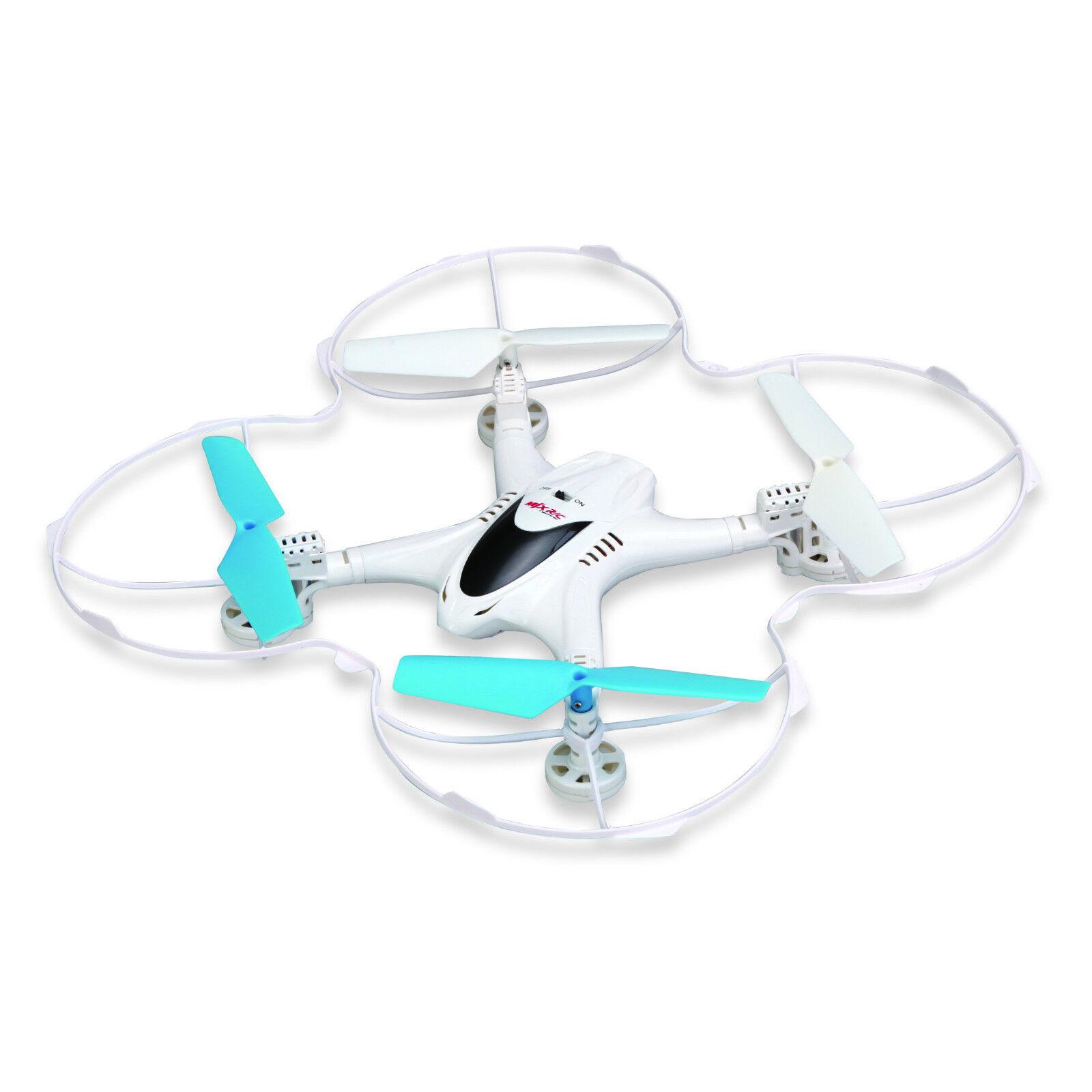 FPV Drone Quadcopter con Live fotocamera MJX x300c BIANCA RC WIFI ANDROID IOS
