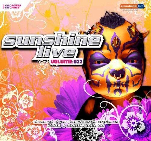 Various - Sunshine Live Vol. 22