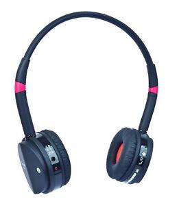 Gembird-bhp-001-Bluetooth-Stereo-Headset-Wireless-Kopfhoerer-Gebaut-in-Mikrofon