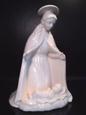 Hummel Nativity Mary  214 One Piece Madonna and child White glaze SUPER RARE!!!