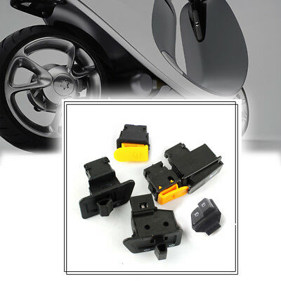 Horn Switch Button Fits for GY6 50cc-150cc Moped Scooter Motorcycle