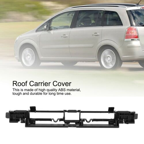 4x Car Roof Carrier Cover Rail Trim Moulding Flap Fit for VAUXHALL OPEL Astra H