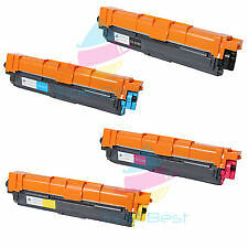 Brother Toner Cartridge MFC-9140CDN, HL-3150CDN 4 cartridges TN-261BK, 221